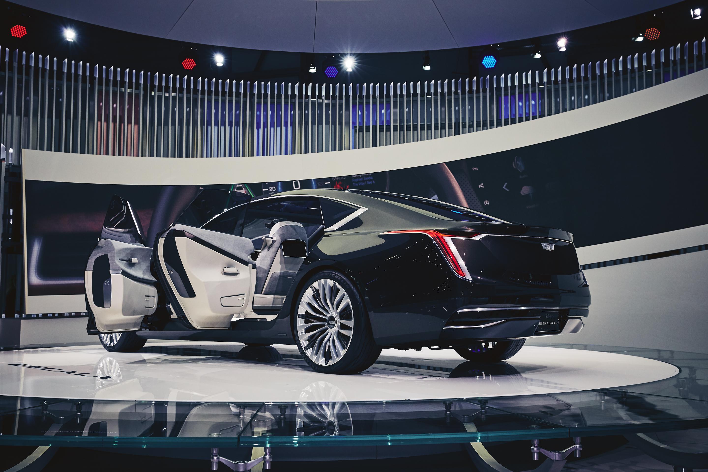 2017 Cadillac Escala Concept